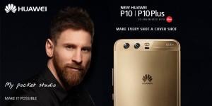Huawei P10 Messi