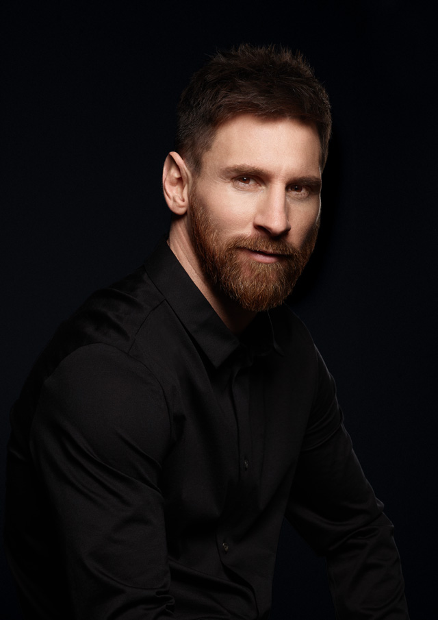 Huawei P10 Messi photo